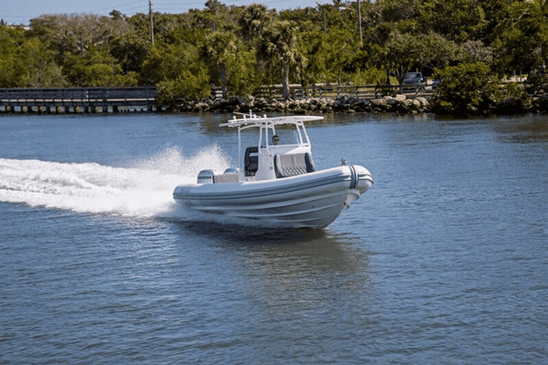 Tow Behind 880 28ft Tow Behind Rib Fluid Watercraft